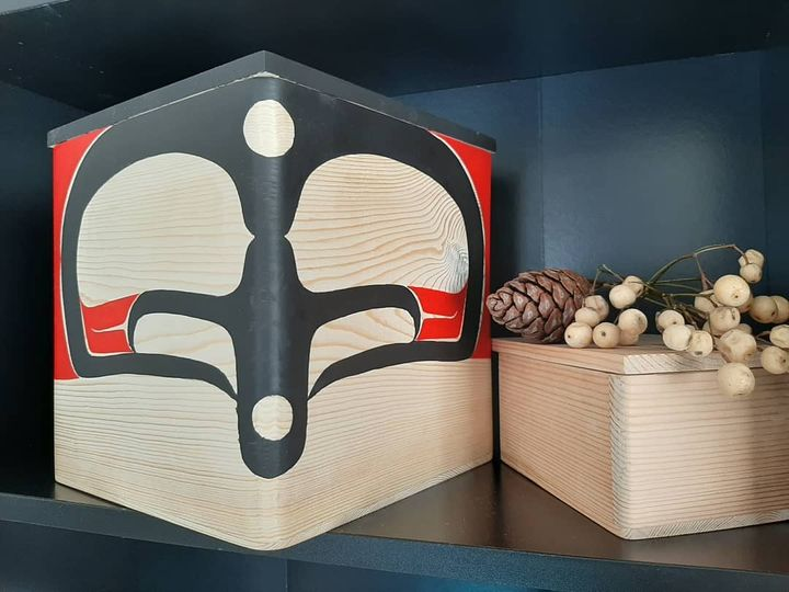 tlingit kültürü sanat