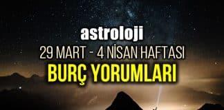 Astroloji: 29 Mart – 4 Nisan haftalık burç yorumları