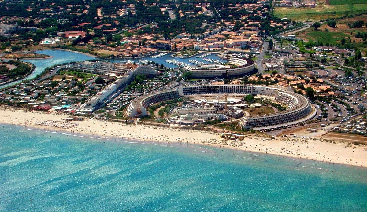 Cap d'Adge, Fransa
