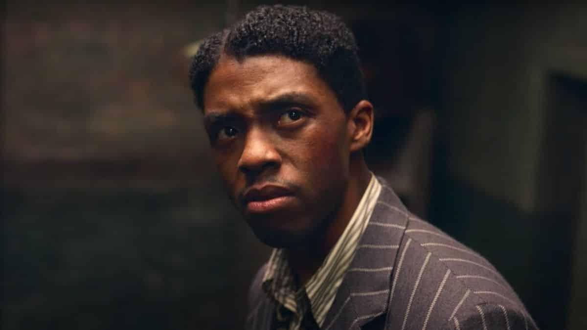 Chadwick Boseman – Ma Rainey's Black Bottom