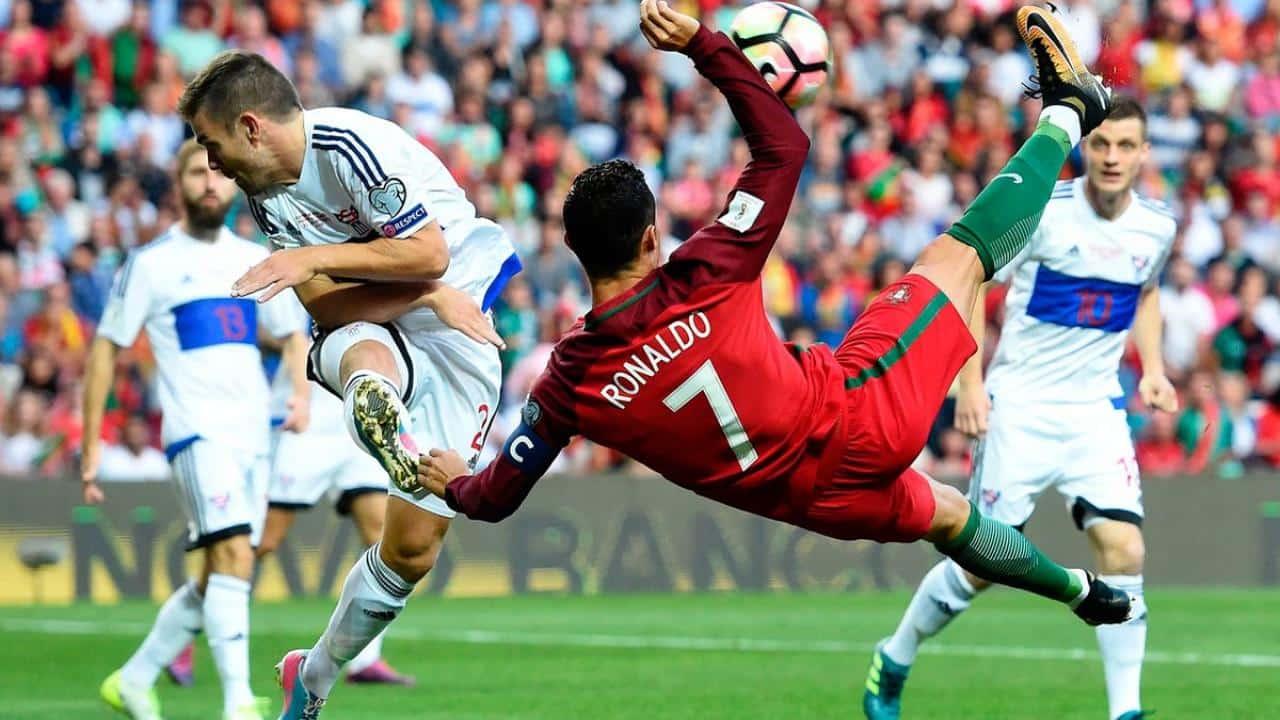 ronaldo Rakamlarla Dünya Kupası elemeleri