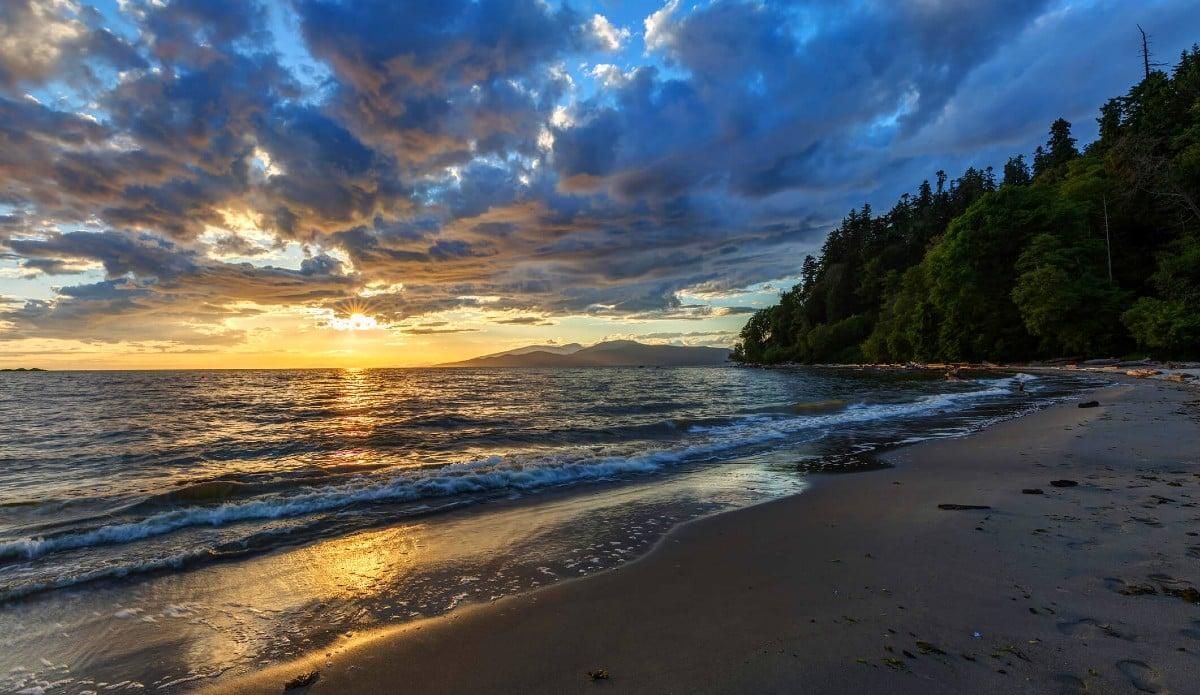 Wreck Plajı kanada