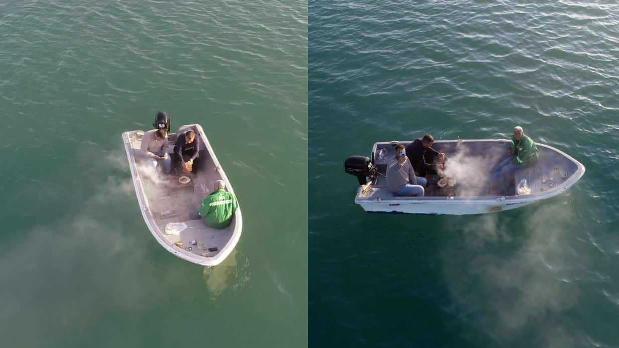 adana teknede mangal