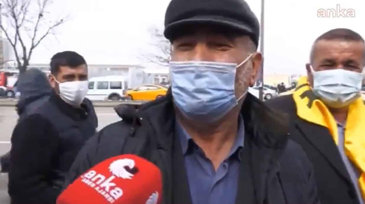 AKP seçmen: Tayyip'in olduğu yerde korona bile olmuyor!