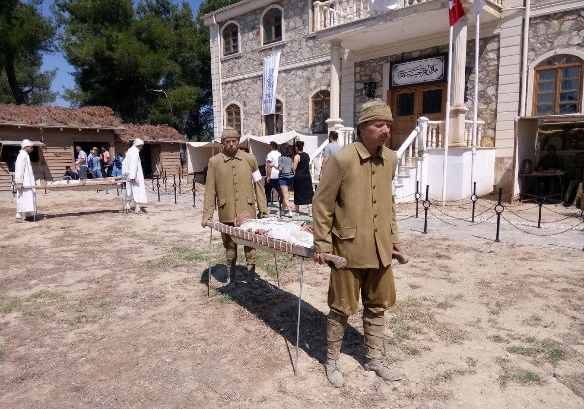 Alçıtepe Köyü çanakkale
