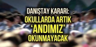 Andımız okunmayacak, Atatürk artık devlet madalyasında yer almayacak!