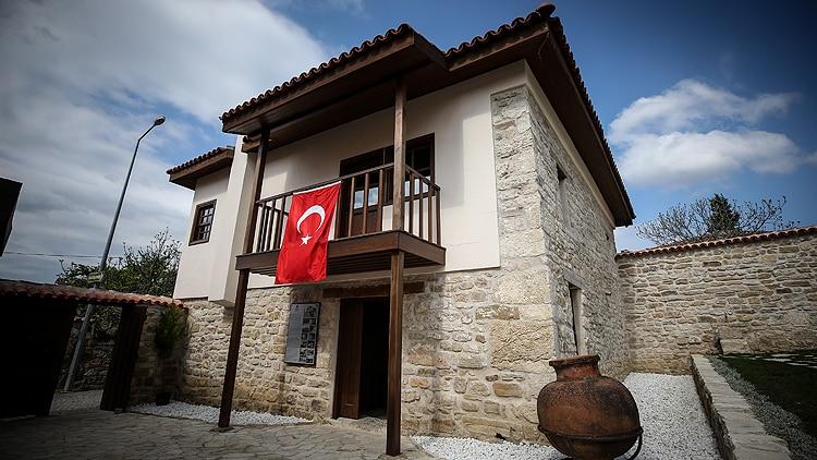 Kumandan Mustafa Kemal'in Evi Bigalı