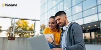 binomo Gençler online ticaret ile internetten ek gelir kazanabilir