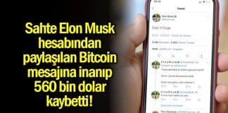 sahte elon musk bitcoin