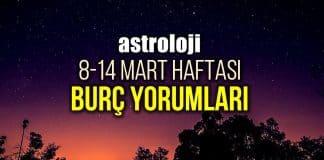 Astroloji: 8 - 14 Mart 2021 haftalık burç yorumları