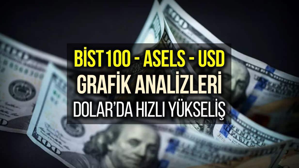 Borsa İstanbul, Aselsan ve Dolar