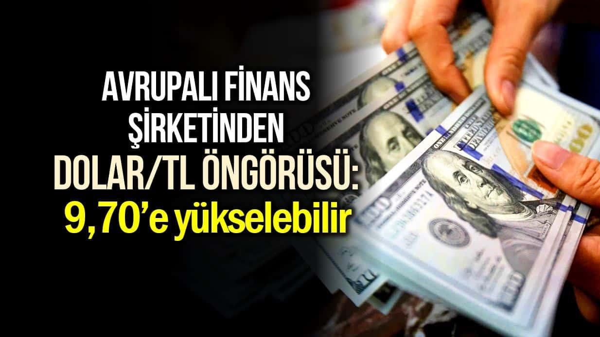 Societe Generale dolar tl