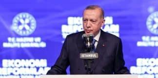 Erdoğan ekonomi reform paketini açıkladı: 850 bin esnafa vergi muafiyeti