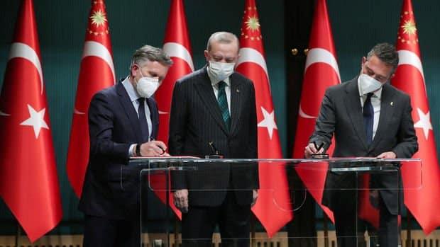 erdoğan ford