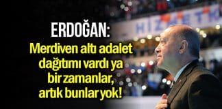 Erdoğan: Muhteşem bir Yargıtay binası yapıyoruz, dünyada benzeri yok