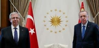 anket Erdoğan ve Mansur Yavaş