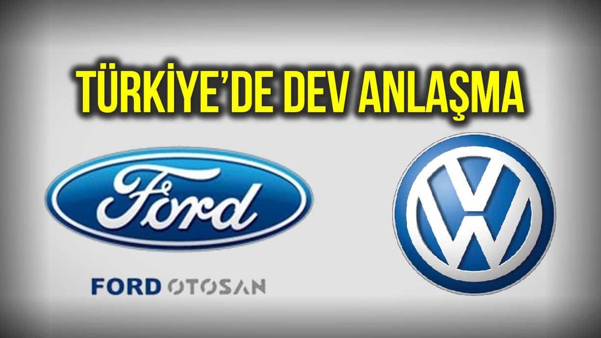 Ali Koç açıkladı: Ford ve Volkswagenarasında dev anlaşma