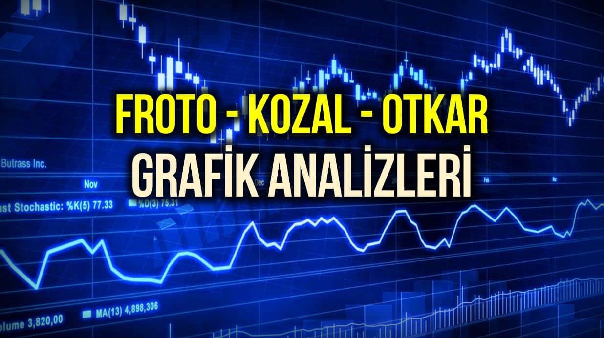 FROTO KOZAL OTKAR Grafik Analizleri