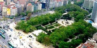 Gezi Parkı'nın verildiği vakfın sadece arşivde kayıtlı olduğu ortaya çıktı