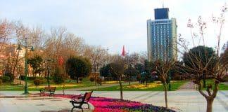 taksim gezi parkı mülkiyeti ibb