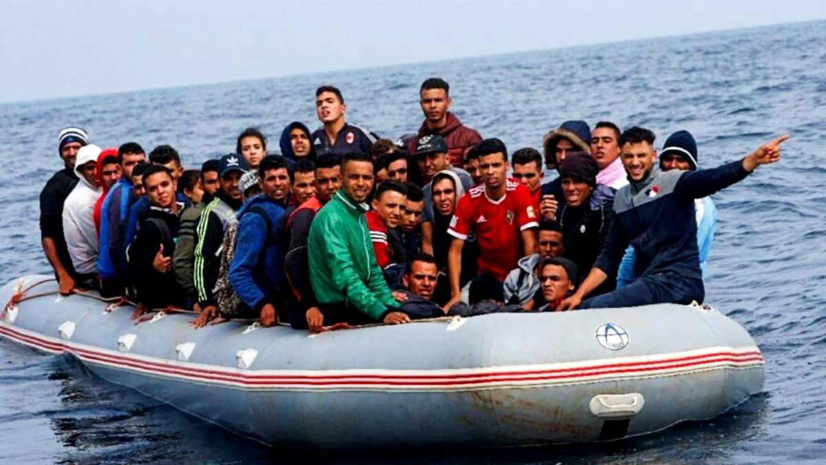 ingiltere göçmen sorunu