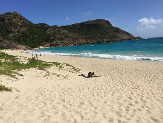 Grand Saline çıplaklar plajı