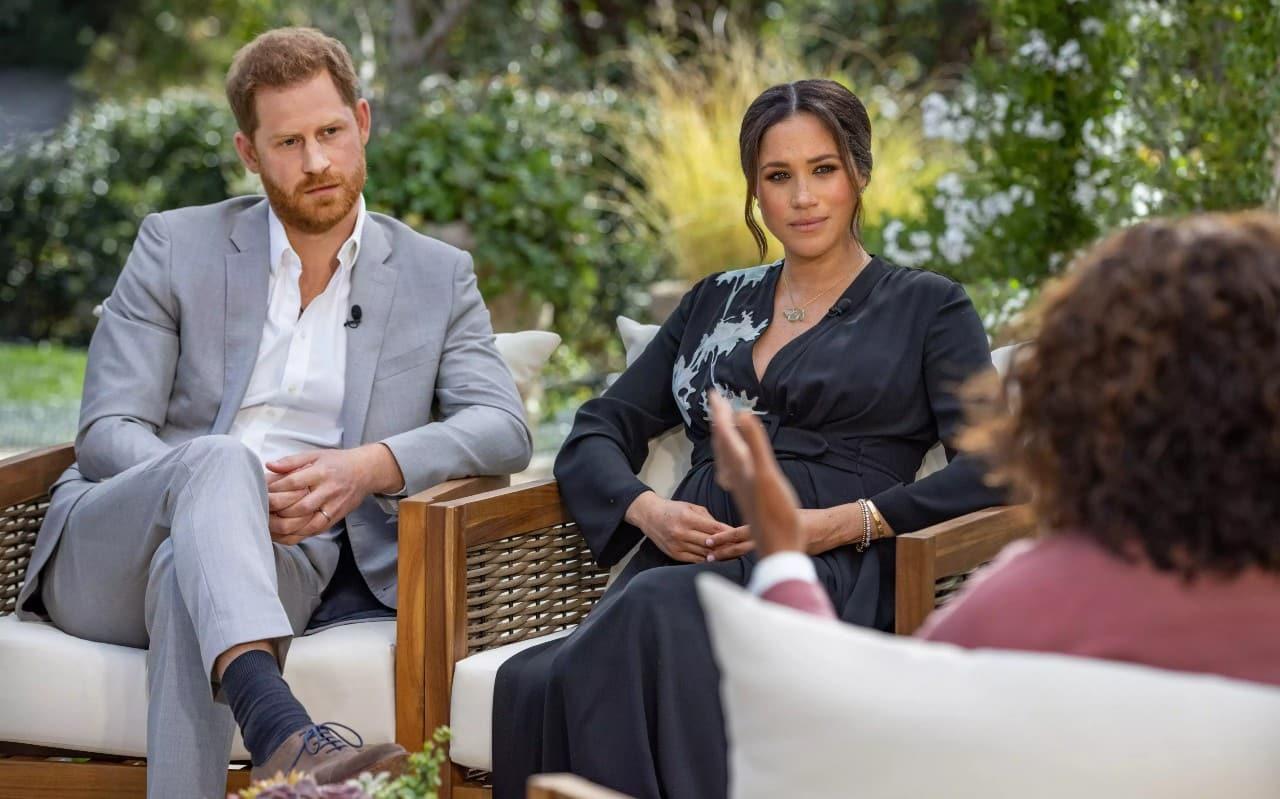 Prens Harry ve Meghan Markle röportajı