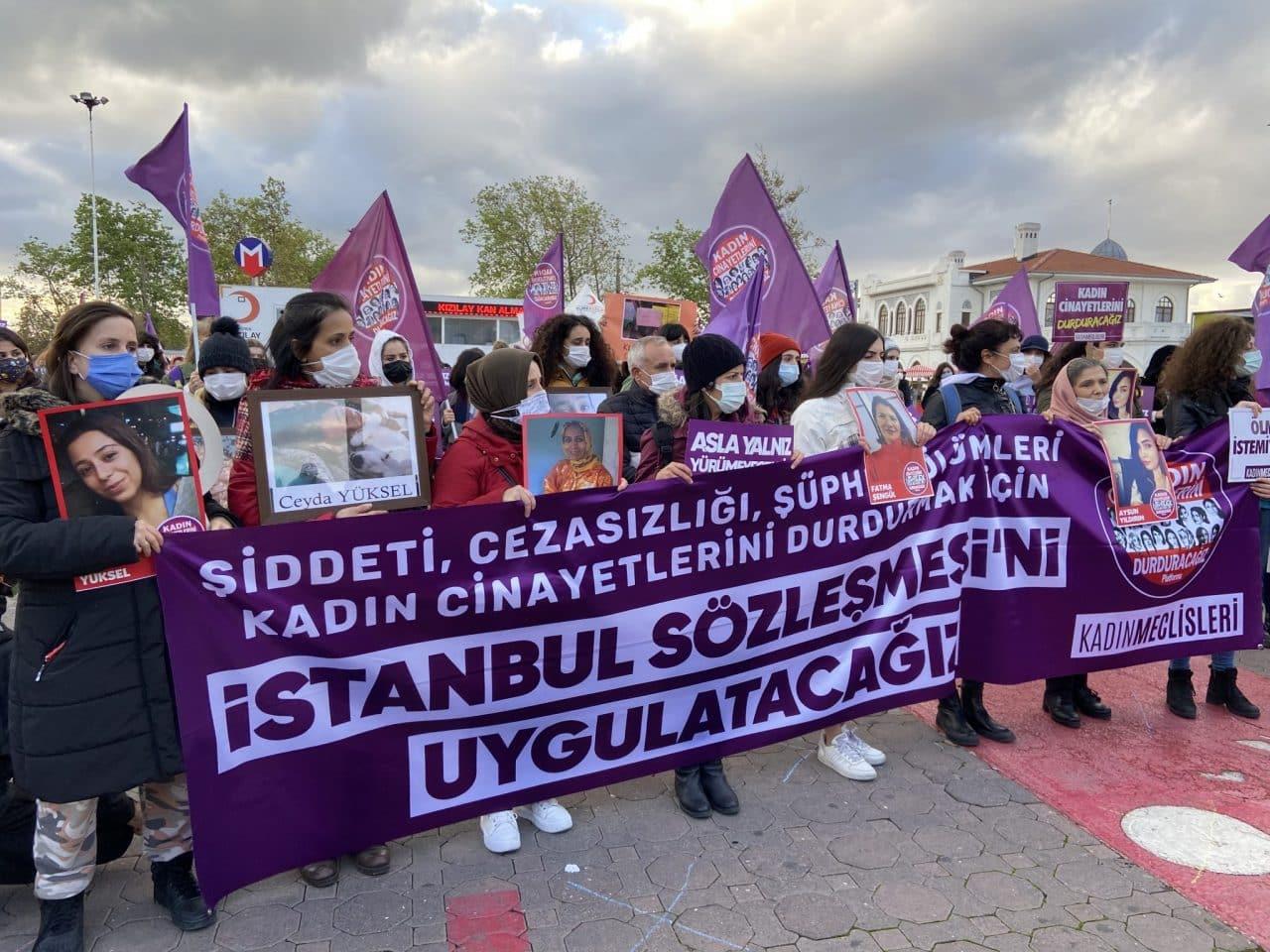 İstanbul Sözleşmesi maddeleri