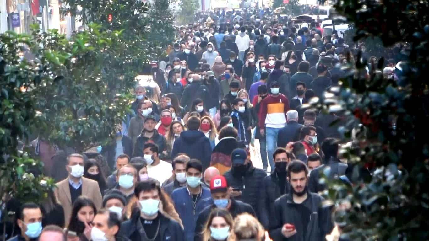 istiklal pandemi