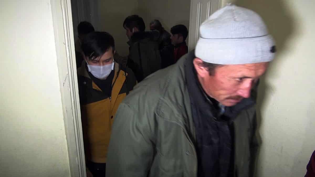Karaman'da cenaze evinden tam 61 kişi çıktı!