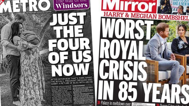 kraliyet krizi