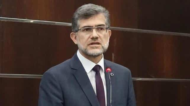 Türkiye İnsan Hakları Kurumu (TİHEK) Başkanı Süleyman Arslan