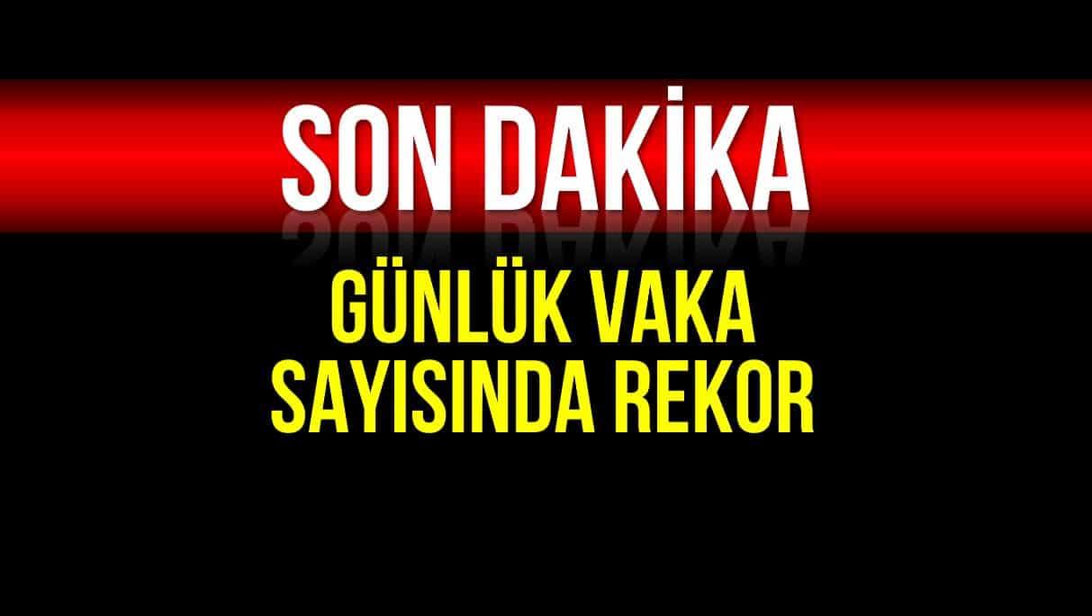 Türkiye günlük koronavirüs vaka sayısı 40 bine dayandı!