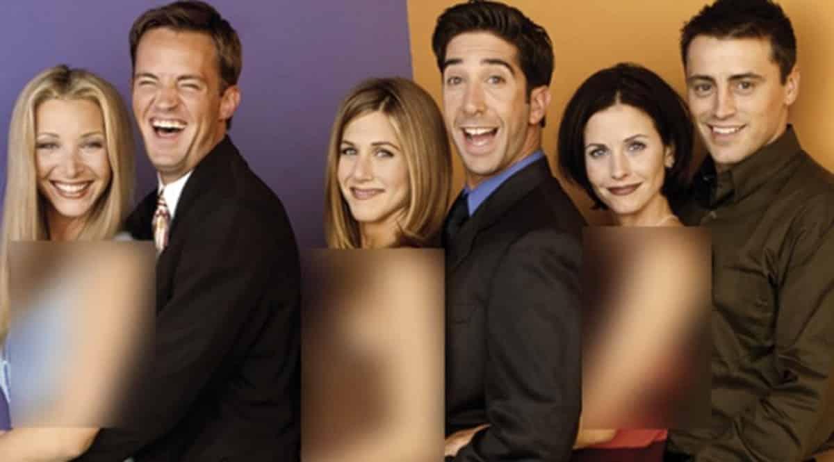 Yeni Akit, Netflix Friends dizisi sansür