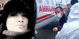 erdal yetimova ambulans uçak