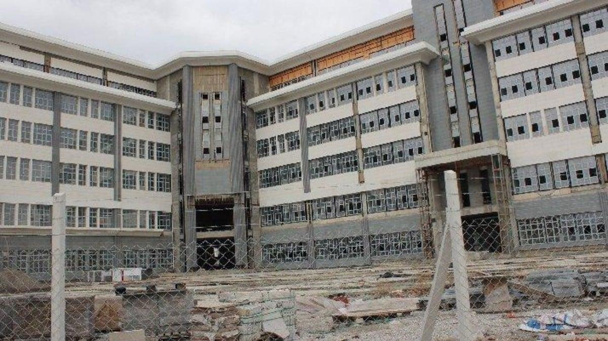 çorum belediyesi hizmet binası