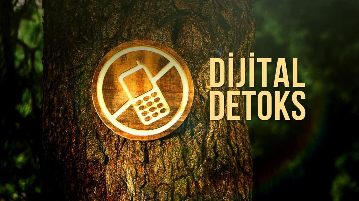 Dijital detoks nedir