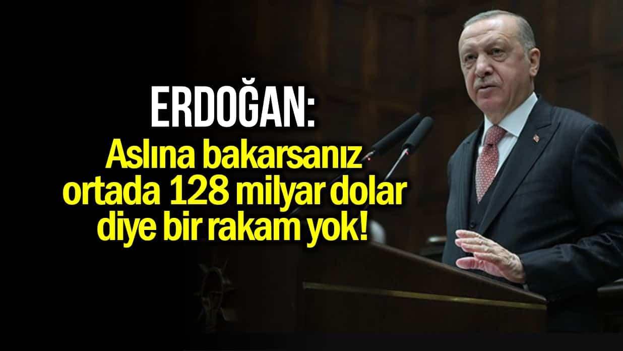 erdoğan 128 milyar