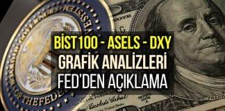 Borsa İstanbul, Aselsan Amerika dolar endeksi Fed
