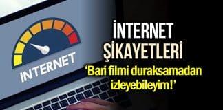 internet şikayetleri