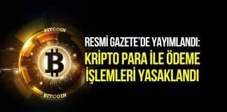 kripto para yasaklandı