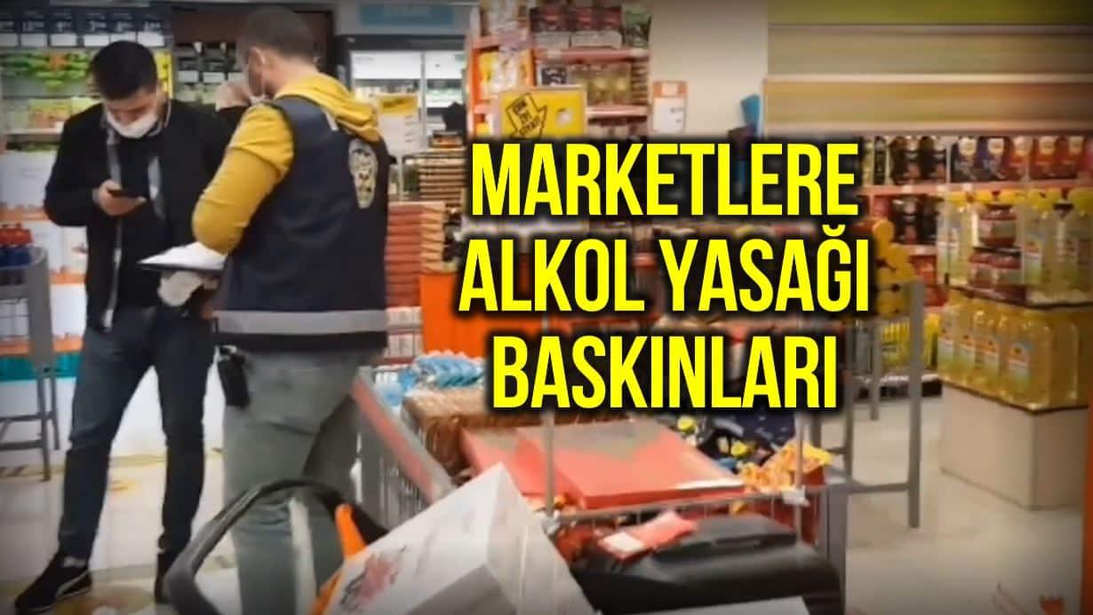 market alkol yasağı