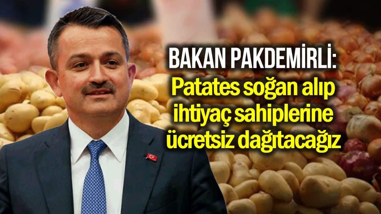 bekir pakdemirli patates soğan