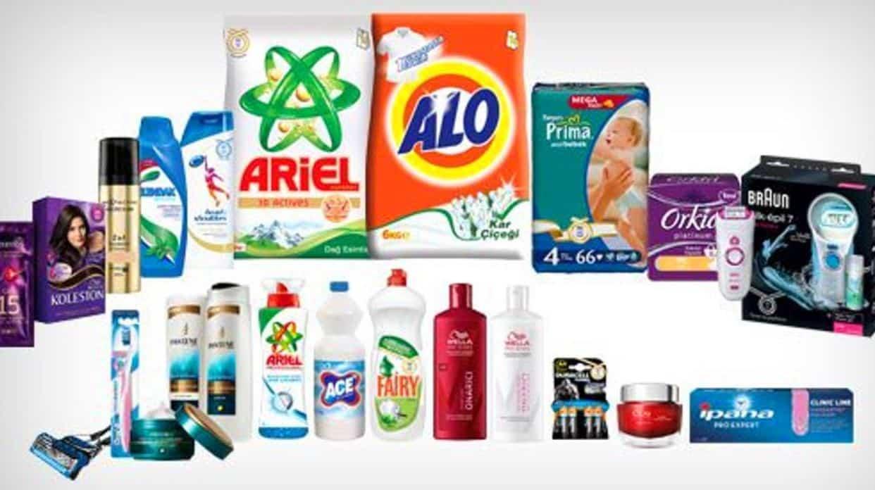 PG ürünleri