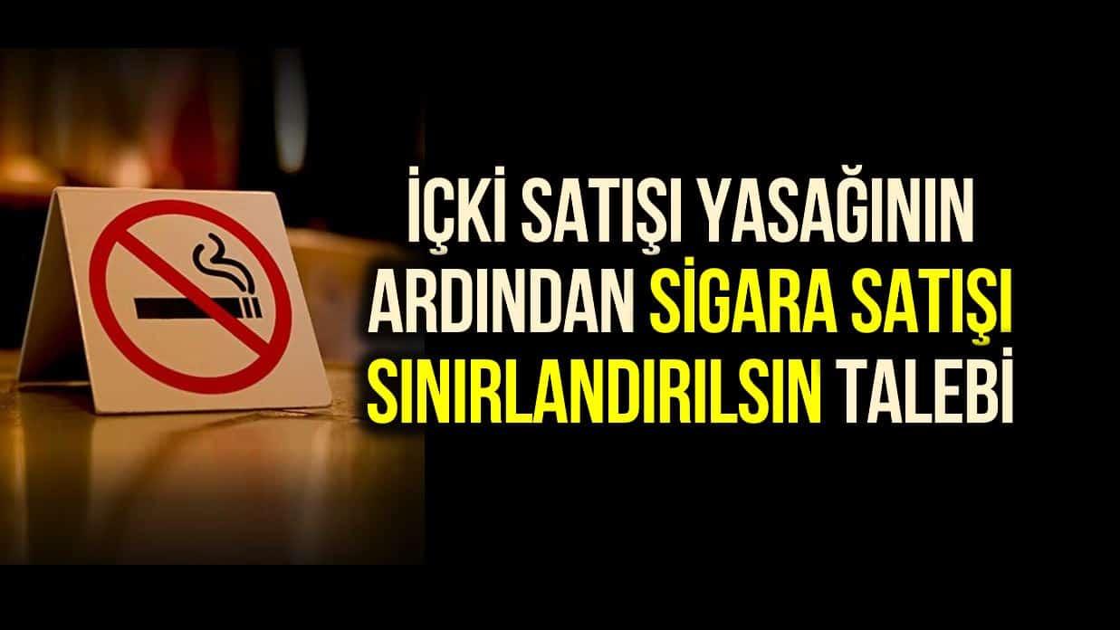 sigara satışı
