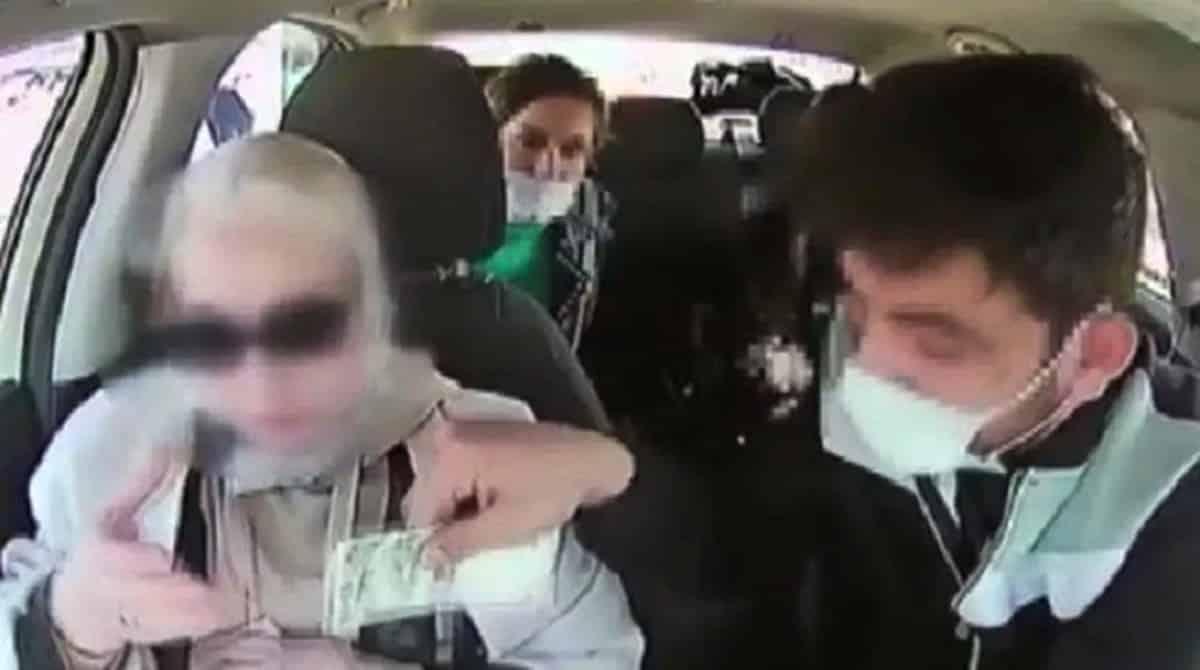 taksici hırsız