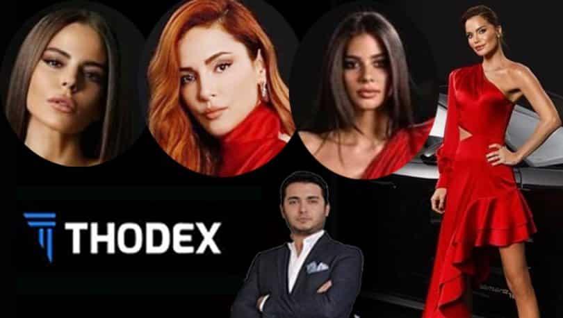 thodex ünlüler