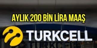 turkcell yönetim kurulu maaş