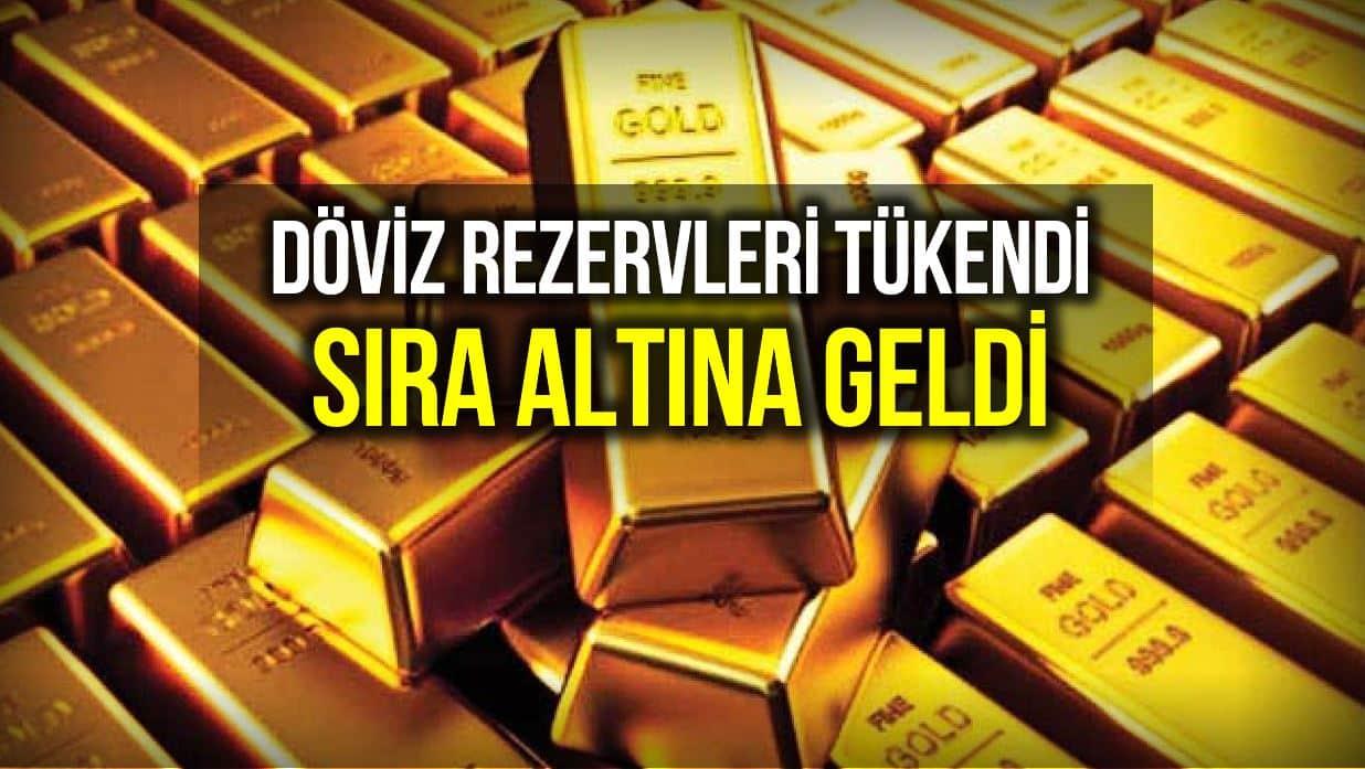 altın tcmb