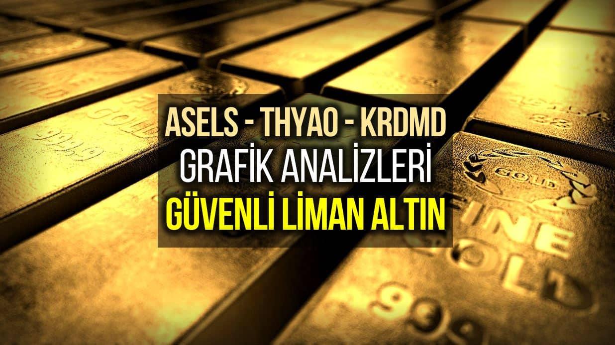 asels thyao altın